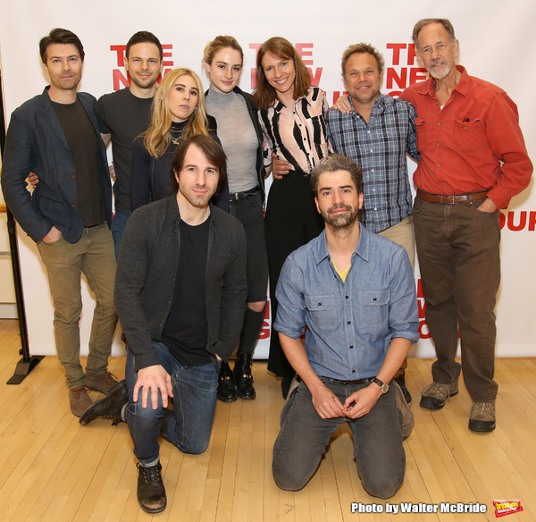 Noah Bean, Jonny Orsini, Zosia Mamet, Alex Hurt, Grace Van Patten, Dolly Wells, Hamish Linklater, Norbert Leo Butz and Jon Devries