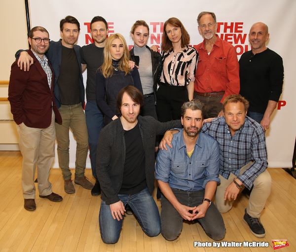 Adam Bernstein, Noah Bean, Jonny Orsini, Zosia Mamet, Alex Hurt, Grace Van Patten, Dolly Wells, Hamish Linklater, Jon Devries, Norbert Leo Butz and Scott Elliott