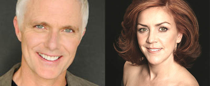 Patrick Cassidy and Andrea McArdle Sign on for HAMMERSTEIN IN HOLLYWOOD Benefit at Bucks County Playhouse