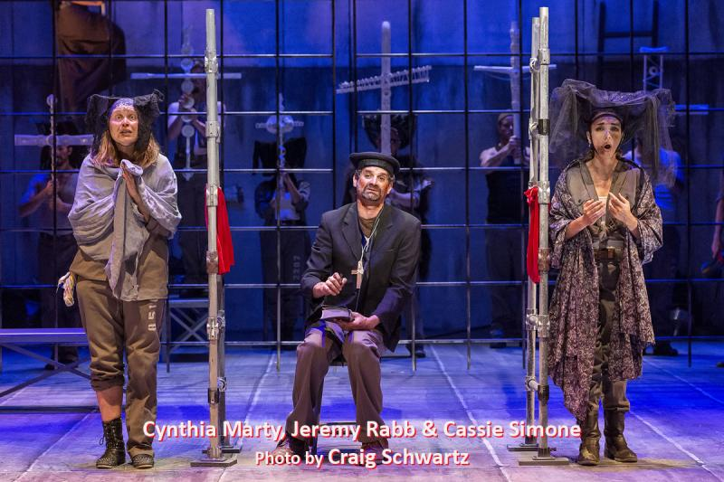 BWW Review: A Noise Within Reaches the Unreachable With their LA MANCHA