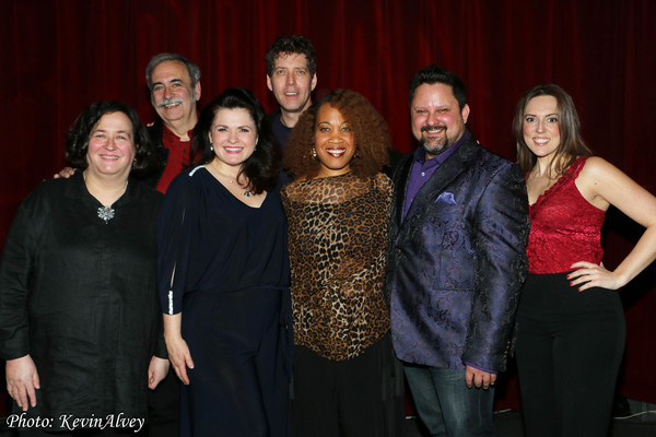 Rachel Kaufman, Kenneth Kantor, Michelle McConnell, James Barbour, Janina Burnett, Andrew Drost and Katharine Heaton