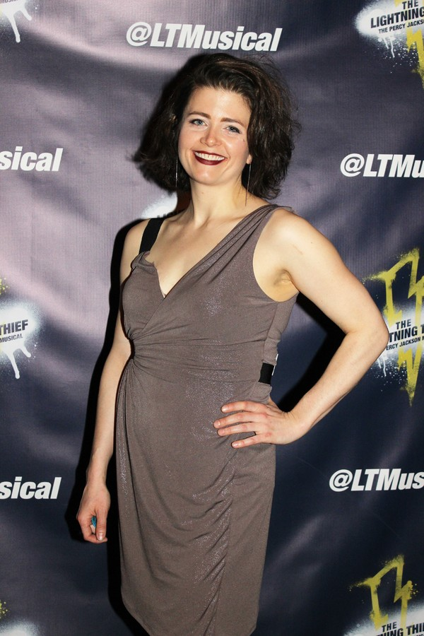 Photo Coverage: Go Inside Opening Night of THE LIGHTNING THIEF: THE PERCY JACKSON MUSICAL