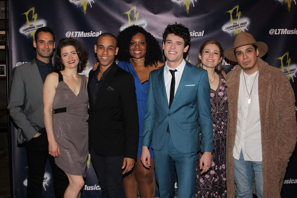 Jonathan Raviv, Sarah Beth Pfeifer, James Hayden Rodriguez, Carrie Compere, Chris McC Photo