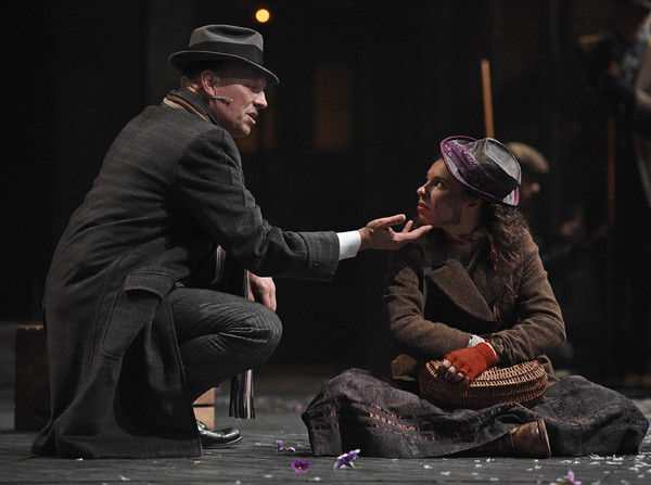 Jeffery Blair Cornell and Mia Pinero