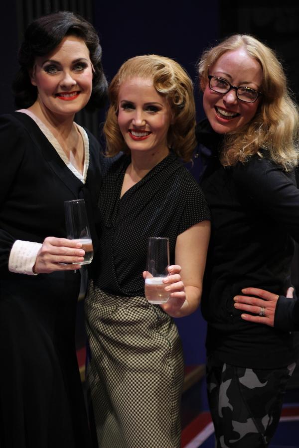 Danette Holden, Ellen Zolezzi and Karen Hyland
