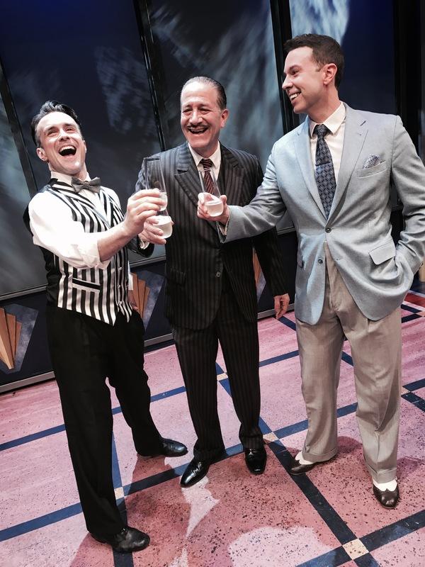 Josh Walden, Bruce Sabath and Jeremy Benton