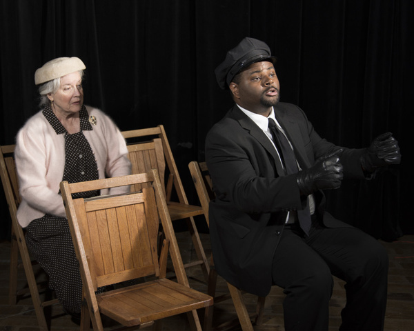 Photo Flash: First Look at DRIVING MISS DAISY at Fredericksburg Theater Company