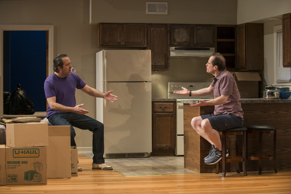 Photo Flash: First Look at Tracy Letts's LINDA VISTA World Premiere at Steppenwolf Theatre