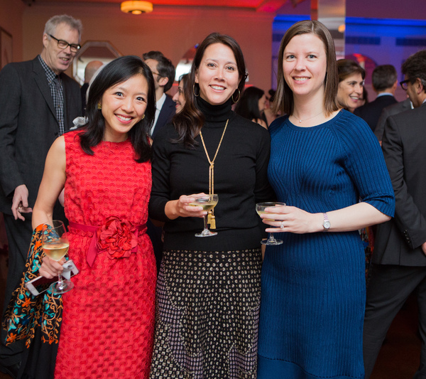 Heather Patterson, Elizabteth Yee, Mary Lang