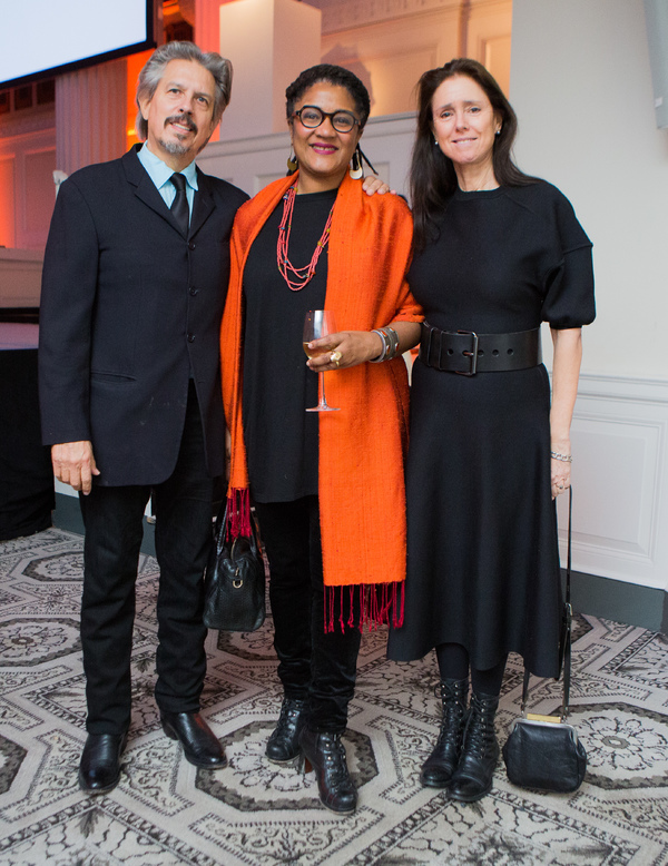Photo Flash: Lynn Nottage and More Inducted Into NYFA Hall of Fame