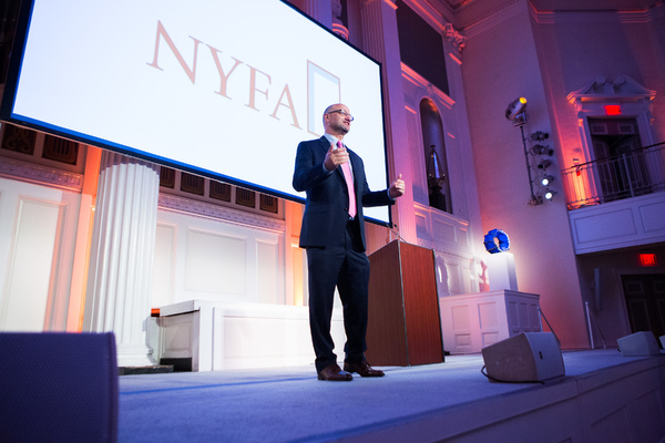 Photos: Lynn Nottage and More Inducted Into NYFA Hall of Fame