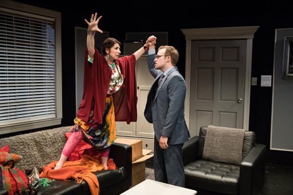 Photo Flash: The Actors Studio Drama School 2017 Rep Season Opens with ALMOST, MAINE and ADIOS FJORD