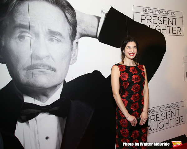 Photo Coverage: PRESENT LAUGHTER Company Keeps the Laughs Coming at Opening Night After Party!