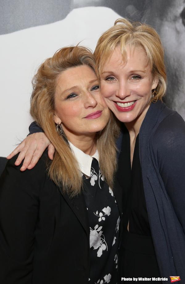 Liz Larsen and Charlotte d'Ambroise