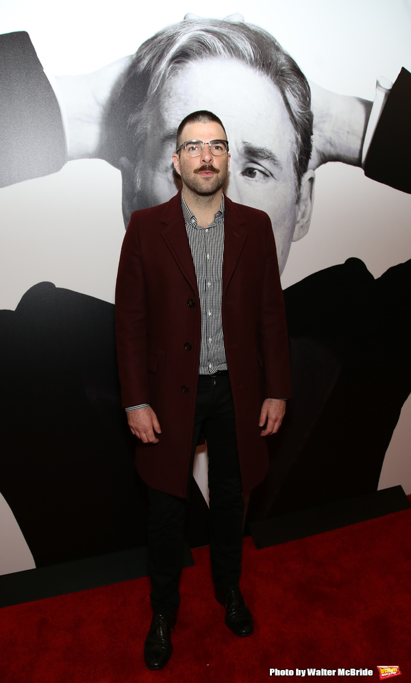 Photo Coverage: On the Opening Night Red Carpet for PRESENT LAUGHTER!