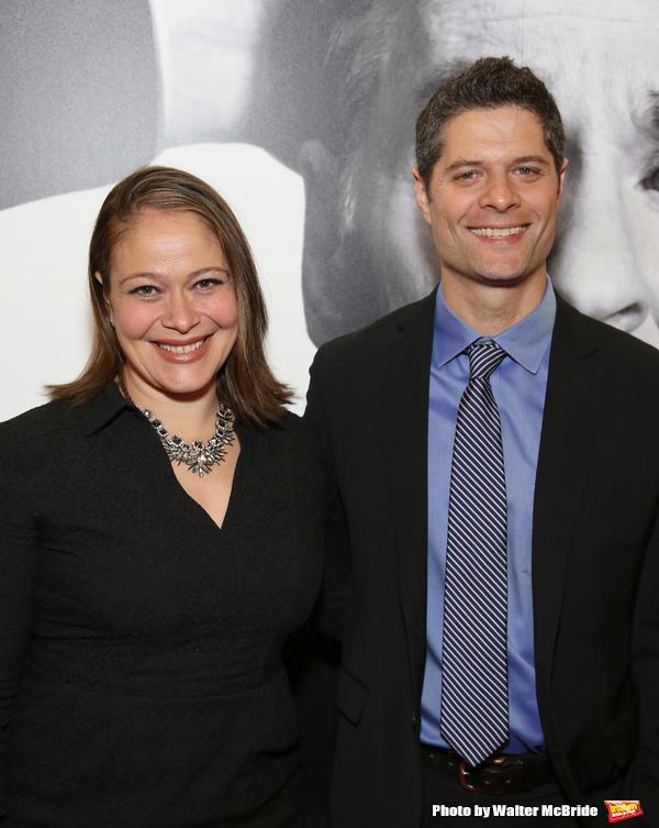 Rita Pietropinto and Tom Kitt