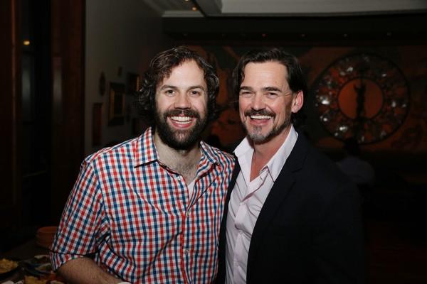 Darick Pead and Fred Rose Photo