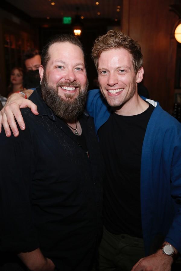 Evan Harrington and Barrett Foa