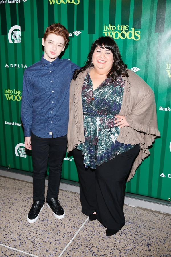 Thomas Barbusca and Carla Jimenez