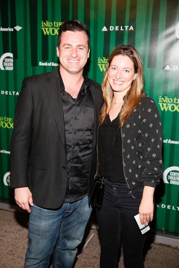 Warren Paul and Zoe Perry