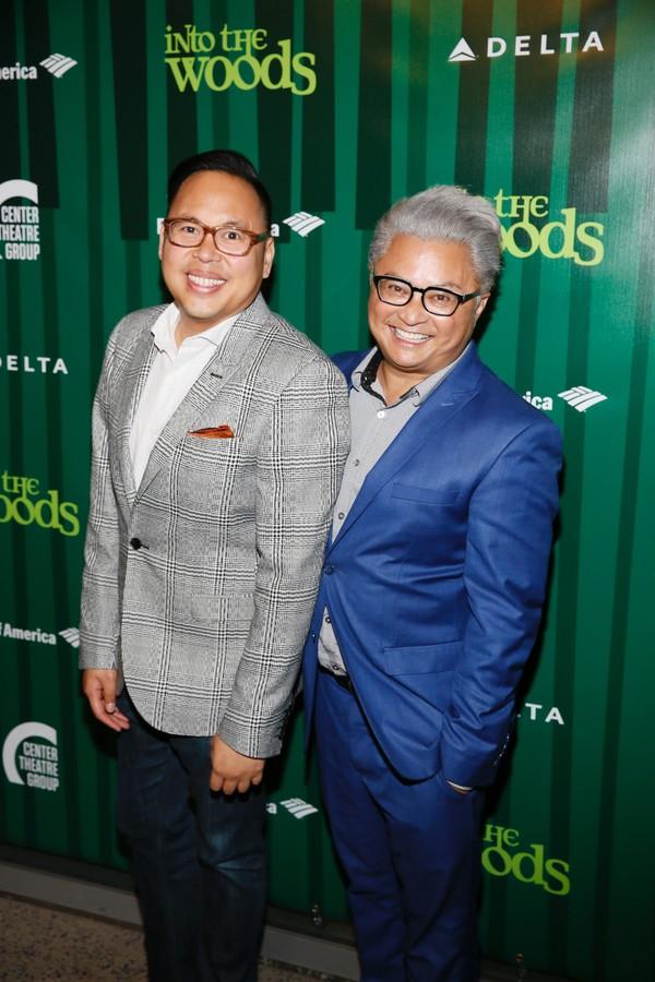 Nico Santos and Alec Mapa