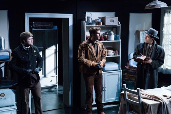 Photo Flash: The Actors Studio Drama School 2017 Rep Season Opens with 3 Intriguing Plays