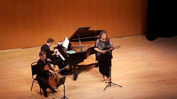 Photo Flash: Tenor Todd Wilander, Countertenor Jeffrey Mandelbaum and the ARK Trio Take the Stage in PREFORMANCES WITH ALLISON CHARNEY 4/3 in NYC