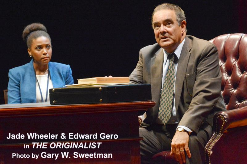 The Originalist Account Of Education As >> Bww Interview Edward Gero On The Current State Of The Arts Judge