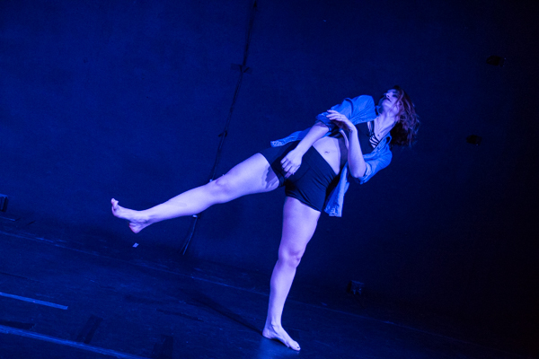 Photo Coverage: First look at New Vision Dance Co.'s UP CLOSE AND PERSONAL, Vol. 2