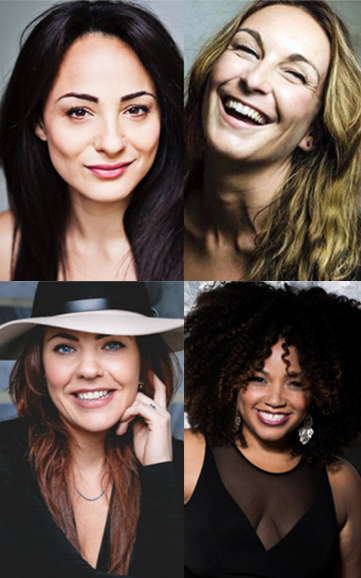 Se desvelan las voces protagonistas de BROADWAY AND WEST END DIVAS