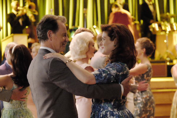 Bruce Greenwood, Debra Messing