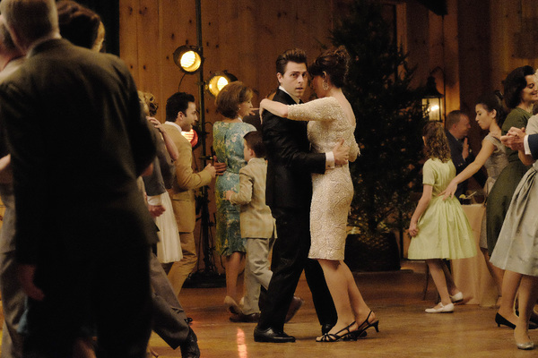 Photo Flash: First Look at the Cast of ABC's DIRTY DANCING Having the Time of Their Lives