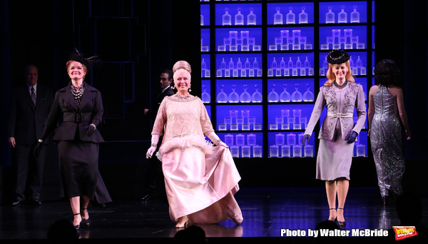 Coverage Inside The Glamorous Opening Night Curtain Call At War