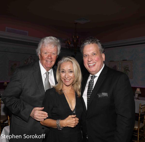 Photo Coverage: Paulo Szot & Billy Stritch Join Forces At The Colony's Royal Room