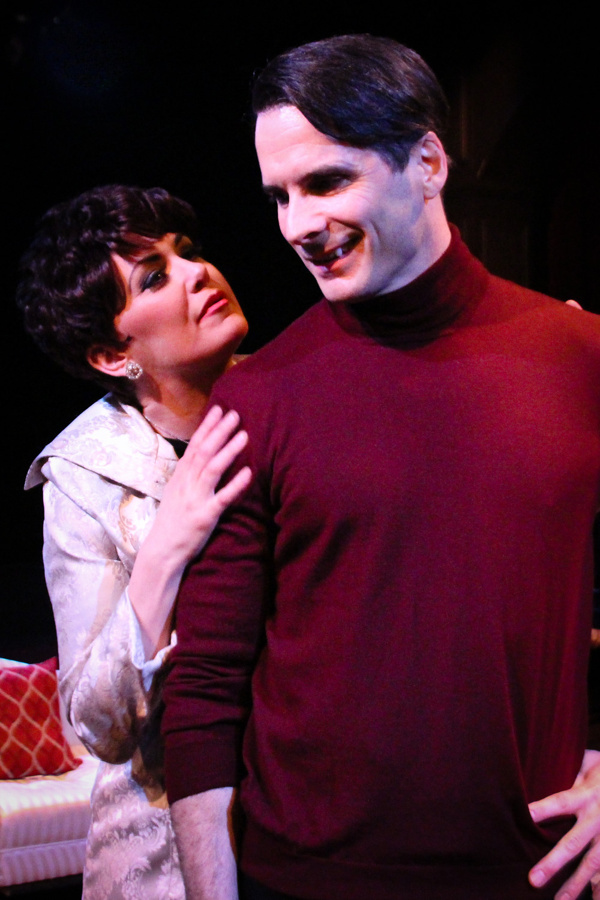 Photo Flash: First Look at New England Premiere of END OF THE RAINBOW at MTC MainStage
