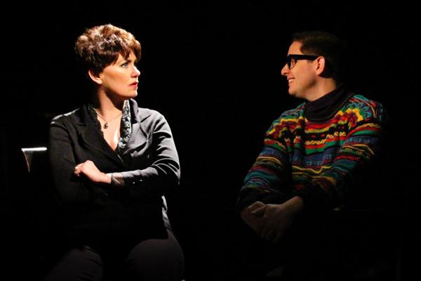 Coleen Sexton and Matt Densky