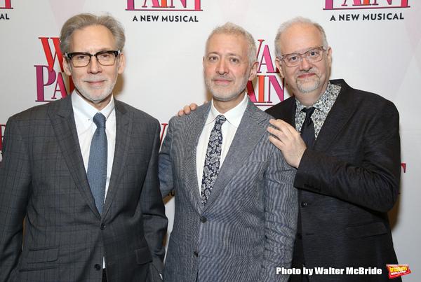Michael Korie, Scott Frankel and Doug Wright
