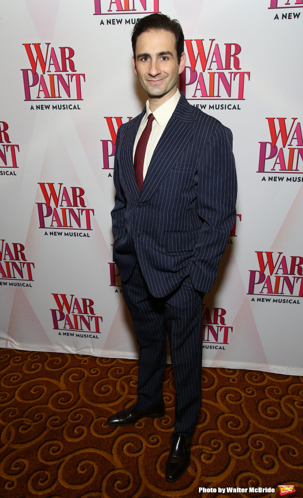 Photo Coverage: The WAR PAINT Gang Poses for Glamour Shots on Opening Night!