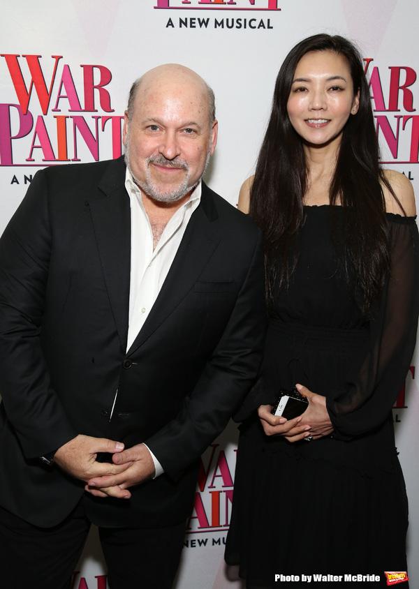 Frank Wildhorn and Yoka Wao