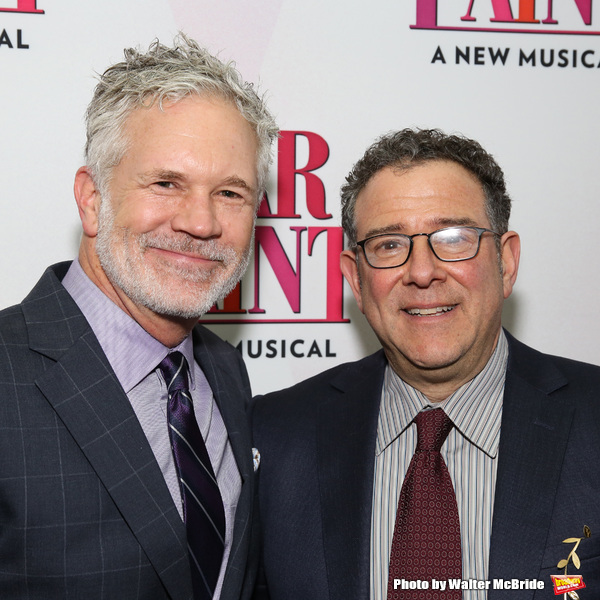 Gerald McCullouch and Michael Greif