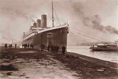 Smithsonian Channel to Explore TITANIC'S FATAL FIRE, Today