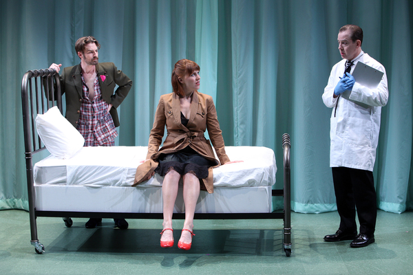 Photo Flash: First Look at Paula Vogel's THE BALTIMORE WALTZ at Magic Theatre