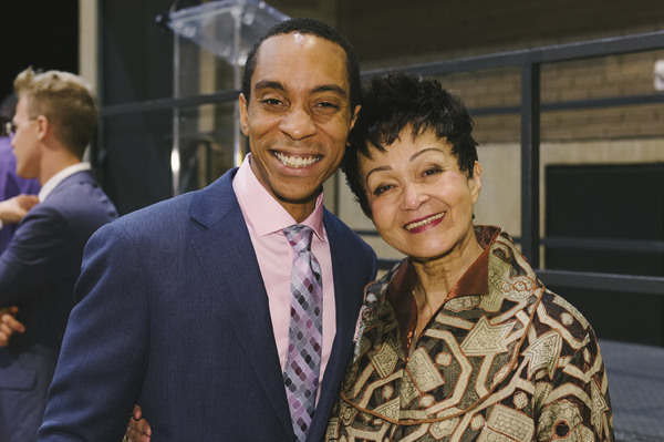 Photo Flash: A RAISIN IN THE SUN, Starring Will Cobbs and Dawn Ursula, Celebrates Opening at Arena Stage