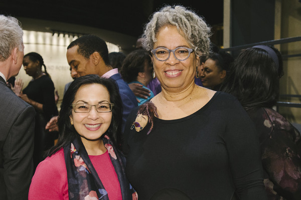 Seema Sueko and  Joi Gresham