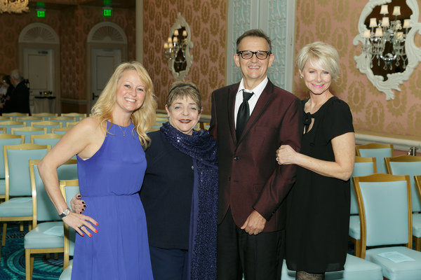 Mary Newis, Sandy Stewart, Rich Switzer & Jill Switzer