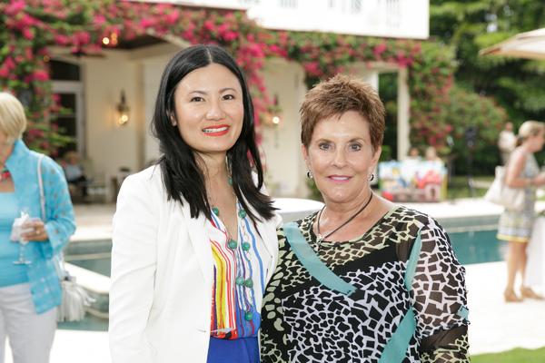 Rochelle Wolberg, Leslie Mann