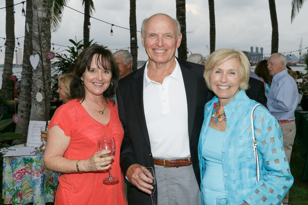 Julie Criser, Raymond Tollman, Sandy Smith Photo