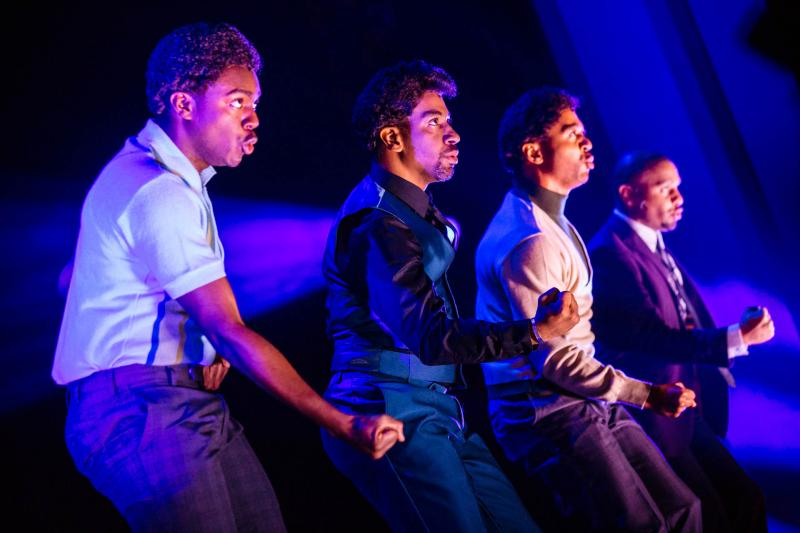 BWW Review: DREAMGIRLS Sparkles and Shines at TUTS