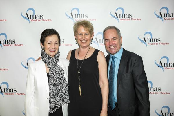 Lynn Aherns, Liz Callaway, Stephen Flaherty
