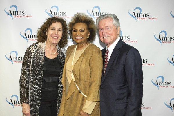 Donna Trinkoff, Leslie Uggams, Graham Pratt Photo